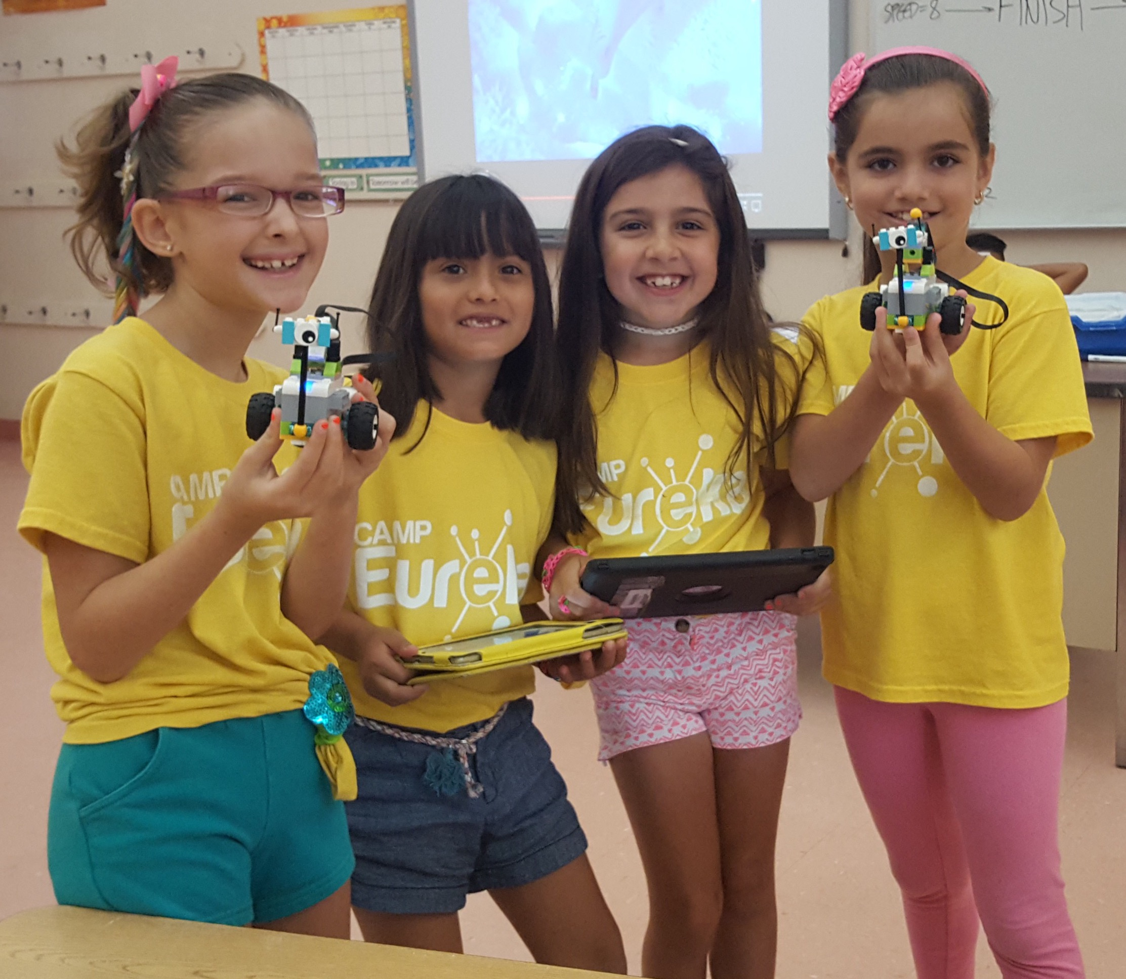 FIRST® LEGO® LEAGUE JR. SUMMER (1st - 4th grade)